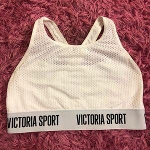 Victoria's Sport white sports bra